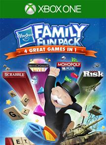 Ubisoft Hasbro Family Fun Pack, Xbox One
