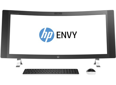 HP ENVY 34-a090ng 2.8GHz i7-6700T 34Zoll 3440 x 1440Pixel Perleffekt, Weiß (Perleffekt, Weiß)