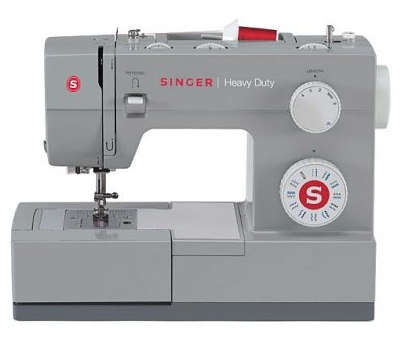SINGER SMC4423 Nähmaschine (Edelstahl)