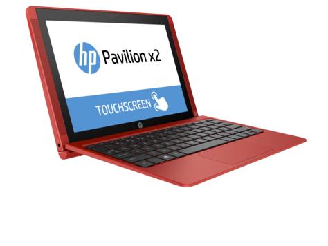 HP Pavilion x2 10-n131ng (Rot)