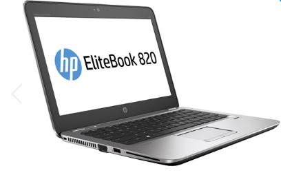 HP EliteBook 820 G3 Notebook-PC (ENERGY STAR) (Grau)