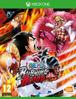 Namco Bandai Games One Piece: Burning Blood Xbox One