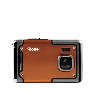 """Rollei Sportsline 85 8MP 1/2.8"""" CMOS 4000 x 3000Pixel Orange (Orange)"""