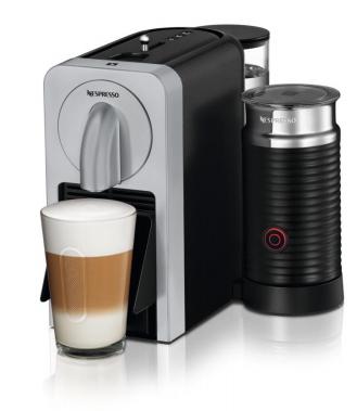 DeLonghi EN 270 SAE 1Tassen Drip coffee maker 0.8l Silber Kaffeemaschine (Silber)