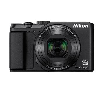 """Nikon COOLPIX A900 20.3MP 1/2.3"""" CMOS 5184 x 3888Pixel (Schwarz)"""