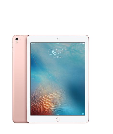 Apple iPad Pro 128GB 3G 4G Pink (Pink)