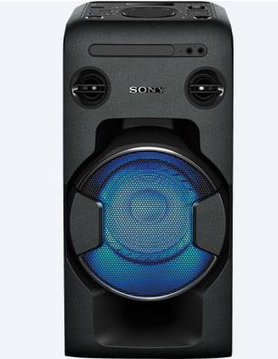 Sony MHC-V11 CD-Radio (Schwarz)
