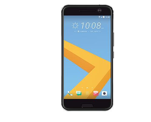 HTC 10 32GB 4G Schwarz, Grau (Schwarz, Grau)