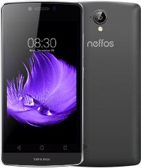 TP-LINK Neffos C5L 4G 8GB Grau (Grau)