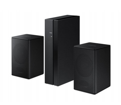 Samsung SWA-8000S 160W Schwarz Lautsprecher (Schwarz)