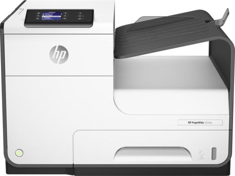 HP PageWide 352dw Farbe 1200 x 1200DPI A4 Schwarz, Weiß (Schwarz, Weiß)