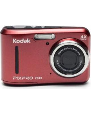 Kodak FZ43-RD 16.15MP 1/2.3Zoll CCD 4608 x 3456Pixel Rot compact camera (Rot)