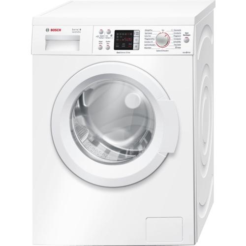 Bosch Serie 6 WAQ2844U Freistehend Frontlader 7kg 1400RPM A+++-20% Weiß Waschmaschine (Weiß)