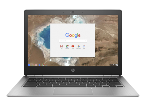 HP Chromebook 13 G1 (ENERGY STAR) (Silber)