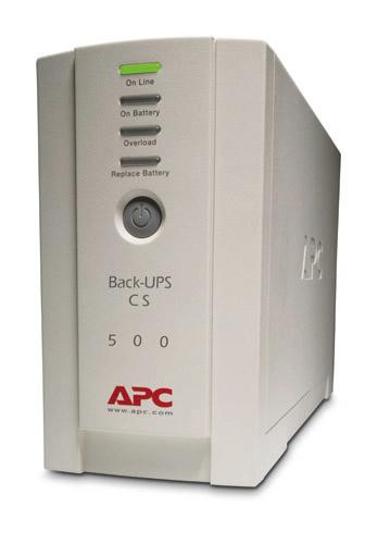 APC BK500EI Unterbrechungsfreie Stromversorgung UPS (Beige)
