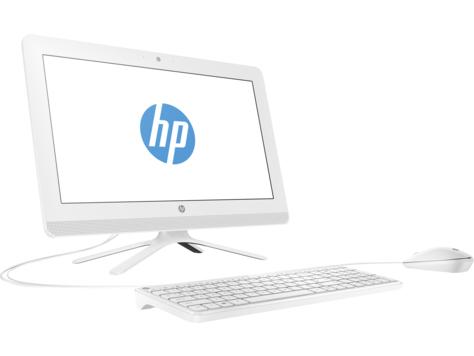 HP All-in-One – 22-b054ng (ENERGY STAR) (Schwarz, Weiß)