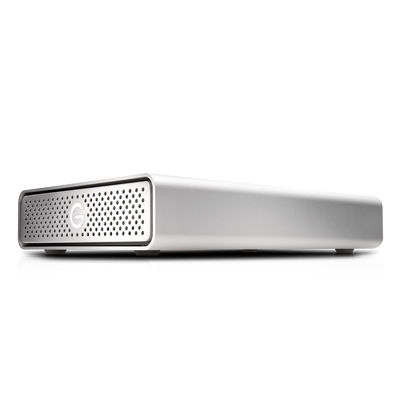 G-Technology G-DRIVE USB 10000GB Silber Externe Festplatte (Silber)