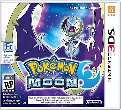 Nintendo Pokemon Moon