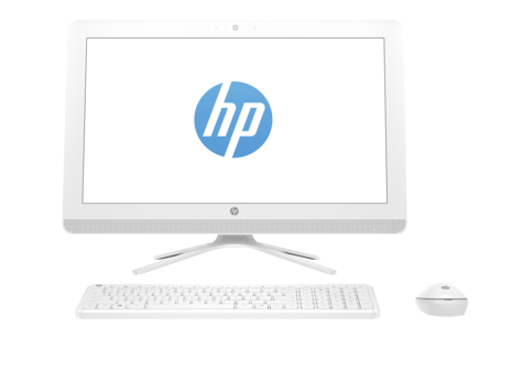 HP All-in-One – 22-b051ng (ENERGY STAR) (Weiß)
