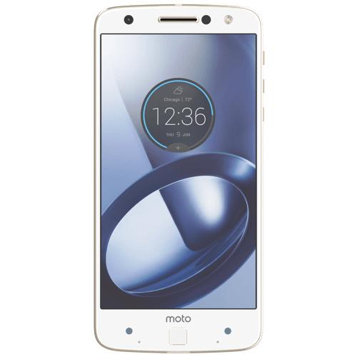 Lenovo Moto Z 32GB 4G Weiß (Gold, Weiß)