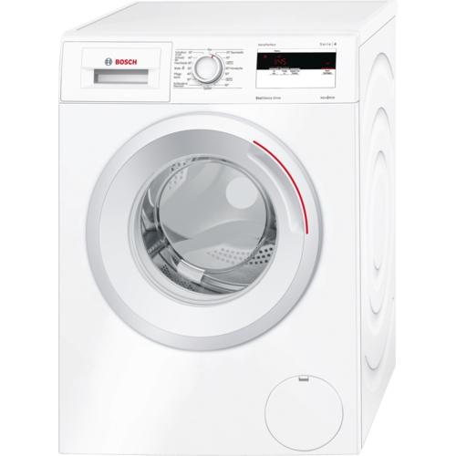 Bosch Serie 4 WAN280A1 Freistehend Frontlader 6kg 1400RPM A+++-10% Weiß Waschmaschine (Weiß)