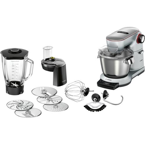 Bosch MUM9DT5S41 1500W 5.5l Silber Küchenmaschine (Silber)
