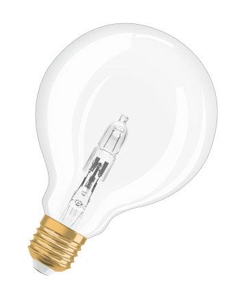 Osram HALOGEN VINTAGE 1906 GLOBE1 20W E27 D warmweiß Halogenlampe