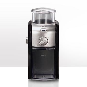 Krups Coffee grinder GVX2 (Schwarz)