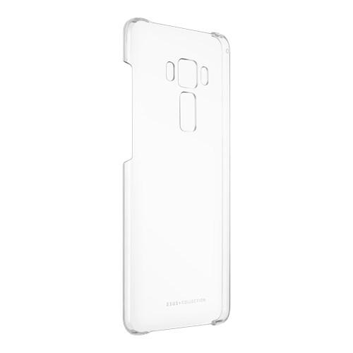 ASUS ZenFone 3 Deluxe Clear Case 5.7Zoll Mantelhülle Transparent (Transparent)