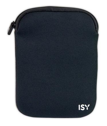 ISY IDB 1000 Schutzhülle Schwarz HDD/SDD-Gehäuse (Schwarz)
