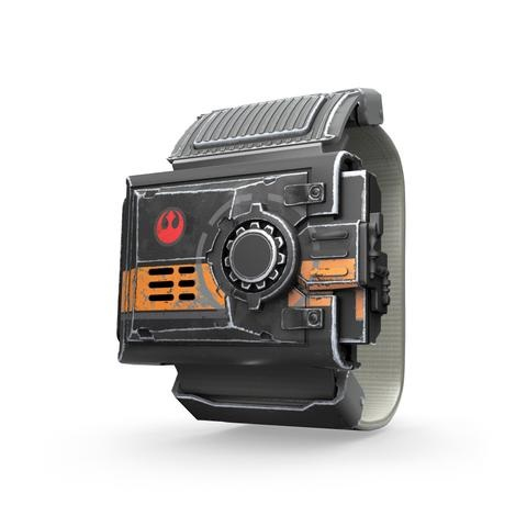 Sphero Star Wars Force Band Universal Lithium Polymer (LiPo) Schwarz, Grau, Orange Funkgesteuerte (RC-) Modell-Fernbedienung (Schwarz, Grau, Orange)