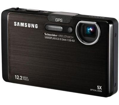 Samsung ST ST1000, Black (Schwarz)