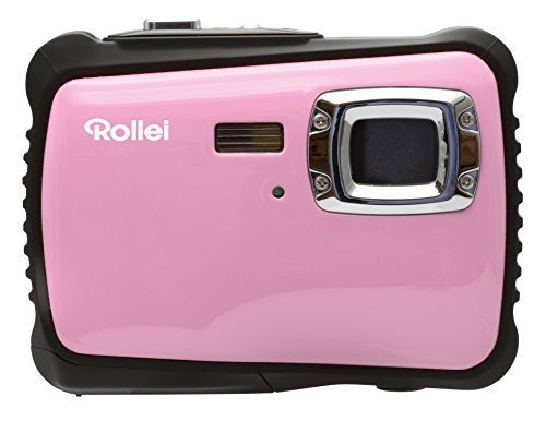 Rollei Sportsline 64 Kompaktkamera 12MP CMOS 4000 x 3000Pixel Pink (Pink)