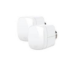 Elgato Eve Thermo (2x) Weiß Thermostat (Weiß)