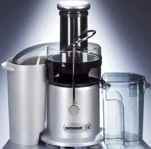 Gastroback Design Juicer Pro