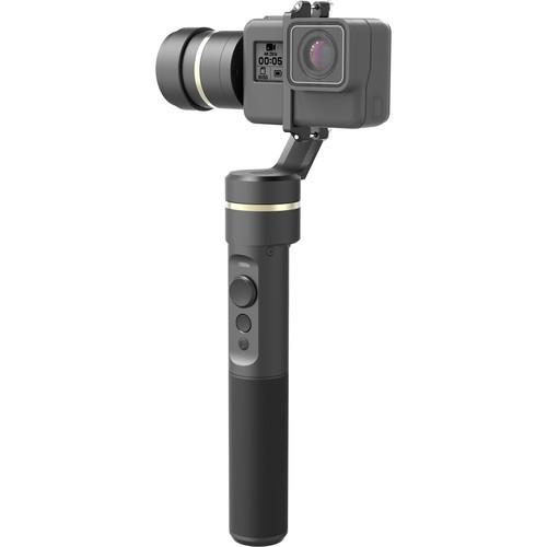 FeiYu-Tech FYSPG Universal Schwarz Selfie-Stick (Schwarz)
