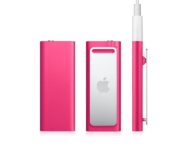 Apple iPod shuffle shuffle, 2GB 3G (Pink)