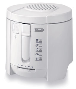 DeLonghi F26200 Fritteuse (Weiß)
