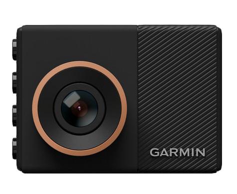 Garmin Dash Cam 55 WLAN Schwarz Dashcam (Schwarz, Orange)