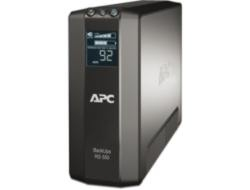 APC Back UPS RS LCD 550 (Schwarz)