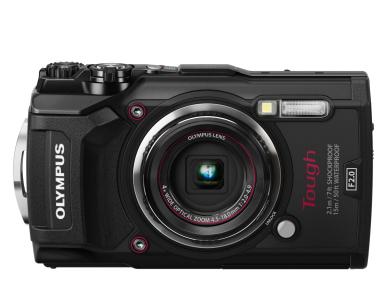 Olympus TG‑5 Kompaktkamera 12MP 1/2.33Zoll CMOS 4000 x 3000Pixel Schwarz (Schwarz)