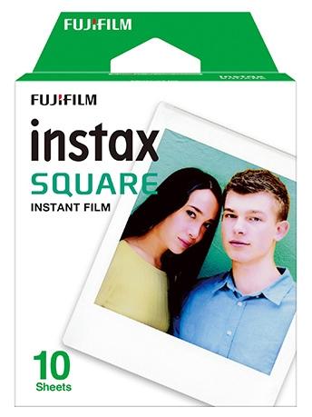 Fujifilm 8789527 10Stück(e) 86 x 72mm Sofortbildfilm