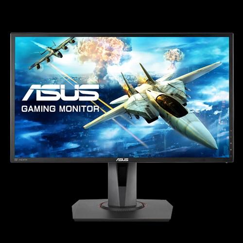 ASUS MG248QR 24Zoll Full HD TN Matt Schwarz Computerbildschirm (Schwarz)