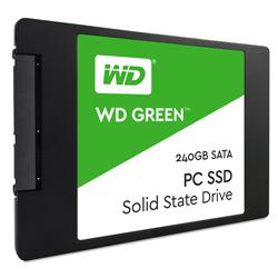 """Western Digital Green 240GB 2.5"""" Serial ATA III (Schwarz, Grün)"""