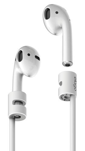 elago ESTR-AP-WH Gurt Kopfhörer-/Headset-Zubehör (Weiß)