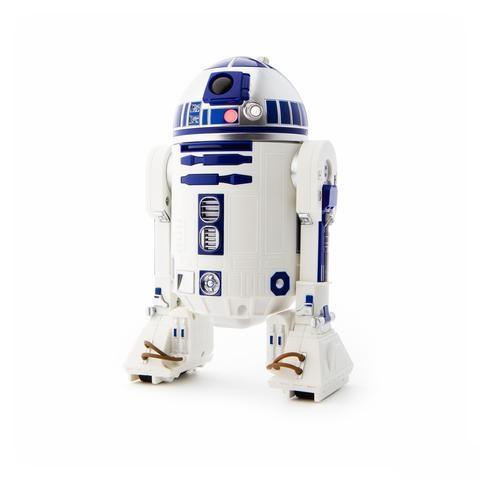 Sphero Star Wars R2-D2 App-Enabled Droid Roboter (Blau, Weiß)