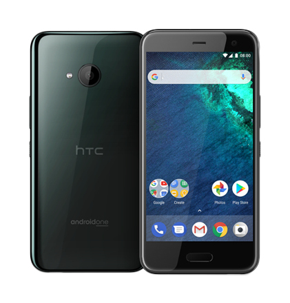HTC U11 Life 4G 32GB Schwarz (Schwarz)