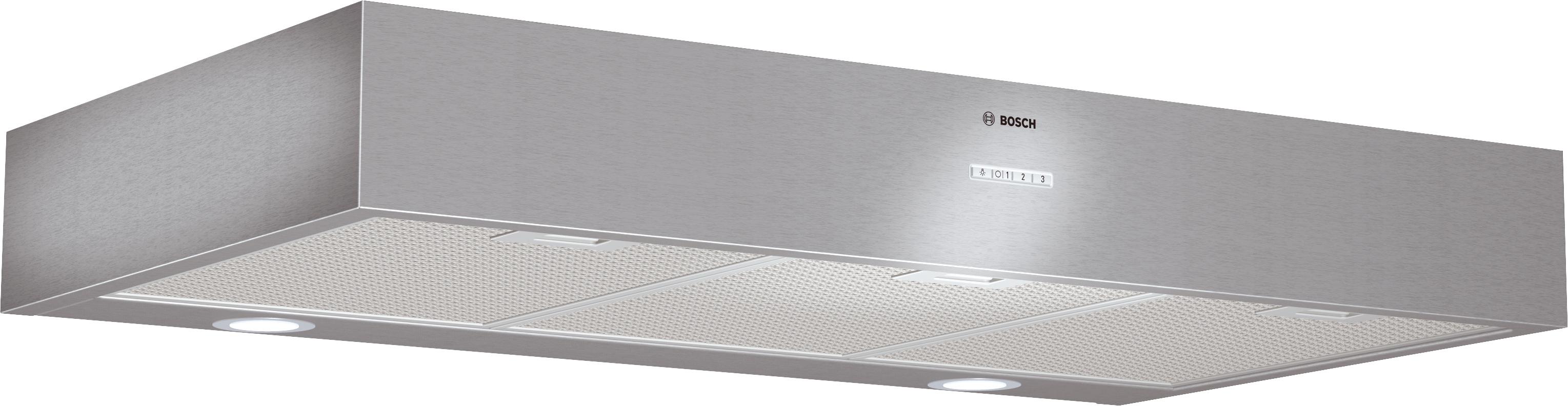 Bosch DHU965E Dunstabzugshaube (Silber)