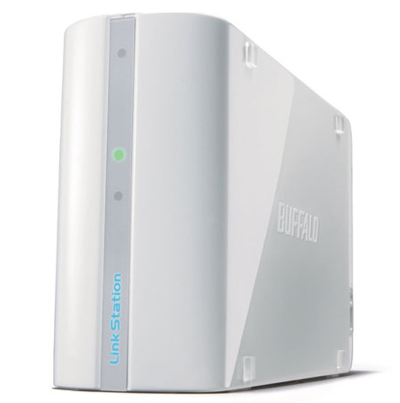 Buffalo LinkStation Mini 1.0TB (Weiß)