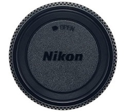 Nikon BF-1B (Schwarz)